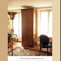 Appartager FR Large & well-lit centrally located furnished room - 3ème Arrondissement, Paris, Paris - Ile De France - € 650 par Mois - Image 1