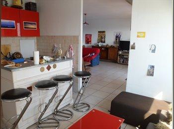 Appartager FR - superbe appart,vue sur les ferries - Bastia, Bastia - €450