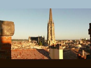 Appartager FR - Coloc Quartier Saint Michel - Capucins - Victoire - St Michel - Ste Croix, Bordeaux - €340