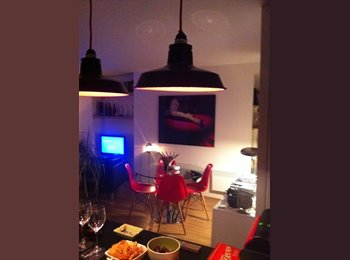 Appartager FR - Gay & friendly - 10ème Arrondissement, Paris - Ile De France - €800