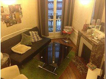 Appartager FR - Recherche colocataire - bel appartement Paris 15 - 15ème Arrondissement, Paris - Ile De France - €595