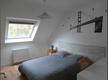 Appartager FR - chambre chez l'habitant - Quimper, Quimper - €270