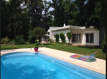 Appartager FR - Loue chambre dans villa contemporaine - Chantilly, Chantilly - €500