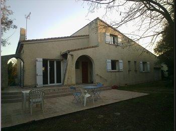 Appartager FR - Colocation Aix Sud - Simiane - Bouc-Bel-Air, Aix-en-Provence - €605