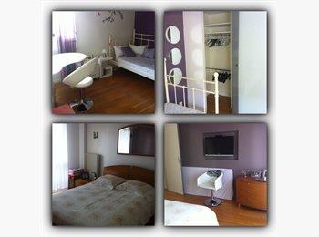 Appartager FR - chambre meublée 11m² + dressing - Créteil, Paris - Ile De France - €550