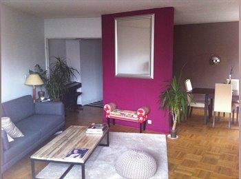 Appartager FR - Beautiful 85m² to share in Paris 13 - Les Gobelins - 13ème Arrondissement, Paris - Ile De France - €680