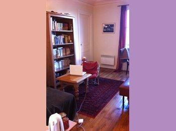 Appartager FR - Chambre disponible dans bel appartement 3 pièces - 18ème Arrondissement, Paris - Ile De France - €665