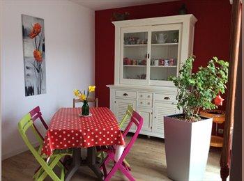 Appartager FR - Loue chambre meublée tout confort - Cholet, Angers - €400