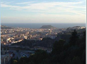 Appartager FR - Villa vue mer - Collines niçoises, Nice - €500