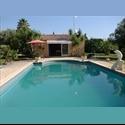 Appartager FR Petite Maison dans un Parc avec piscine - Perpignan, Perpignan - € 43 par Mois - Image 1