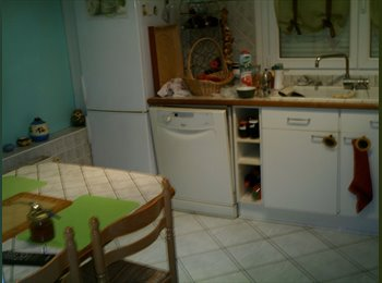 Appartager FR - F5 coloc à 2 (Heillecourt) - Centre ville, Charles III, Nancy - €275