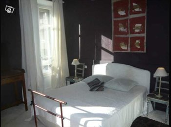 Appartager FR - Chambre charmante, appartement bourgeois Cannes - Cannes, Cannes - €560