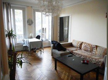 Appartager FR - RECHERCHE COLOCATAIRE(S) PARIS 13EME - 13ème Arrondissement, Paris - Ile De France - €810