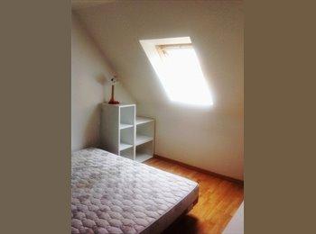 Appartager FR - proche roissy st denis cergy chambre des 1 nuit - Le Thillay, Paris - Ile De France - €350