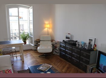 Appartager FR - Sous loue 1 chambre dans bel appartement 75018 - 18ème Arrondissement, Paris - Ile De France - €940