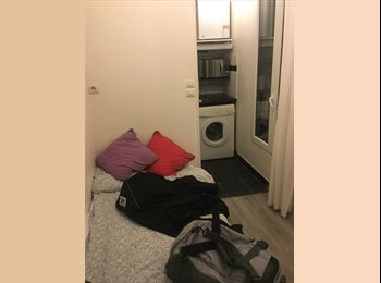 Appartager FR - Urgent - Gd Chambre ac APL ds Coloc Gd F2 - 19ème Arrondissement, Paris - Ile De France - €680