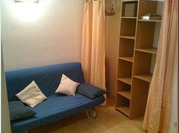 Appartager FR - Loue studio Meublé Paris Nation - 20ème Arrondissement, Paris - Ile De France - €790