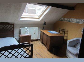 Appartager FR - Chambres meublées d'étudiants à Tourcoing - Tourcoing, Lille - €390