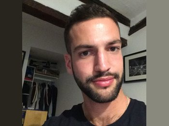 Appartager FR - Antoine - 23 - Paris - Ile De France