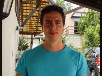 Appartager FR - Olivier - 21 - Mulhouse