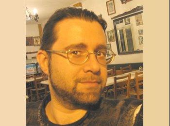 EasyRoommate IE - Fotis - 43 - Computer Engineer - Male - Galway, Galway - €325