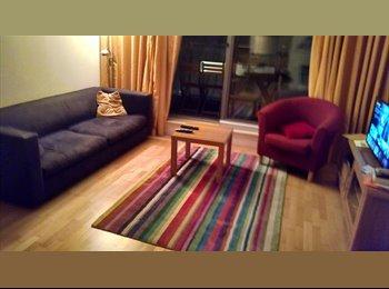 EasyRoommate IE -  Modern 2-bedroom appartment in City Centre - Dublin, Dublin - €750