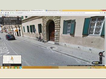 EasyStanza IT - AFFITTASI CAMERE AMMOBILIATE/POSTI LETTO - Livorno, Livorno - €360