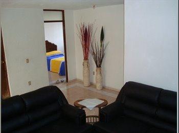 CompartoDepa MX - Habitaciones Disponibles! - Morelia, Morelia - MX$1600