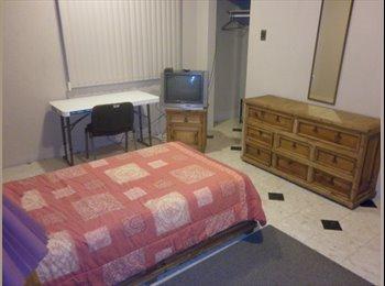 CompartoDepa MX - Centro, rento cuarto en depto .BUAP. - Otras, Puebla - MX$2100