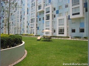 CompartoDepa MX - Se renta una habitación amueblada en INTERLOMAS - Huixquilucan, México - MX$6900