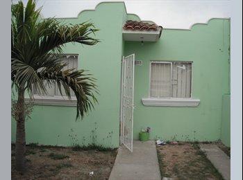 CompartoDepa MX - rento casa amueblada paseo las torres. - Mazatlán, Mazatlán - MX$1