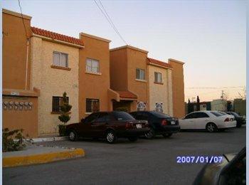 CompartoDepa MX - Busco Roomate - Cd. Juárez, Cd. Juárez - MX$1300