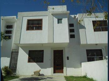 CompartoDepa MX - Tengo depa amueblado en Apodaca - Apodaca, Monterrey - MX$2800