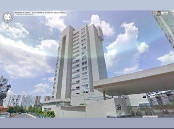CompartoDepa MX - Se busca roomie - Huixquilucan, México - MX$4000