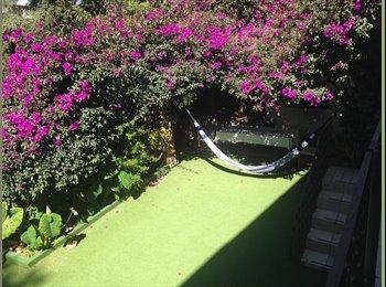 CompartoDepa MX - Comparto preciosa casa 2 recamaras libres - Huixquilucan, México - MX$5000