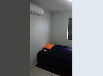 CompartoDepa MX - Rento cuarto en Apodaca - Apodaca, Monterrey - MX$2000