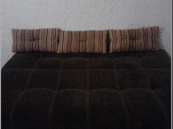 CompartoDepa MX - Rento habitación amueblada c/baño - Zapopan, Guadalajara - MX$2300