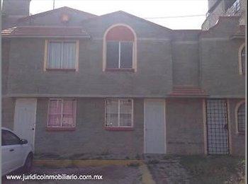 CompartoDepa MX - Comparto Casa en Chalco - Chalco, México - MX$1000