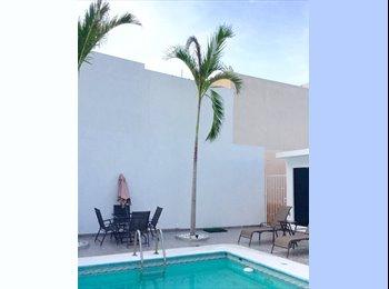 CompartoDepa MX - Buscamos roomie casa en Costa de Oro con alberca - Veracruz, Veracruz - MX$3000