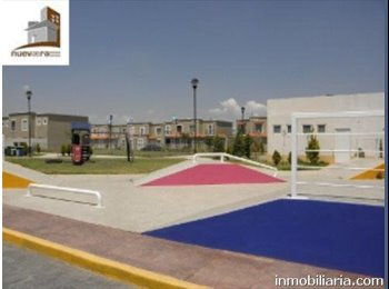 CompartoDepa MX - Rento recamaras compartidas e independientes - Pachuca, Pachuca - MX$1500