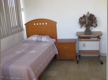 CompartoDepa MX - Rento cuarto en edificio de zona muy bien ubicada - Guadalajara, Guadalajara - MX$3000
