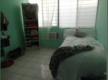 CompartoDepa MX - Recámara 3 mi caminando ITESM 2500 al mes - Tecnológico, Monterrey - MX$2500