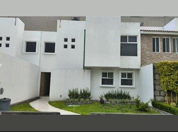 CompartoDepa MX - rento casa o cuarto - Delegación Santa Rosa Jáuregui, Querétaro - MX$3800