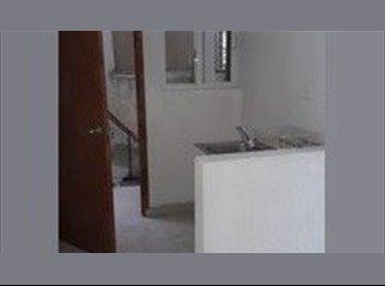 CompartoDepa MX - CUARTO AMUEBLADO CON BAÑO INDEPENDIENTE - Delegación Centro Histórico, Querétaro - MX$2000