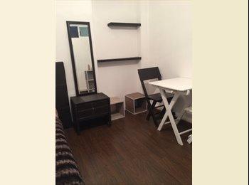 CompartoDepa MX - Rentó habitación tipo estudió con baño propio.  - Cuauhtémoc, DF - MX$6500