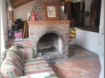 CompartoDepa MX - acojedor cuarto en renta dentro de una hermos casa - Tlalpan, DF - MX$2000