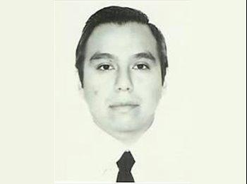 CompartoDepa MX - Juan Jesus - 27 - DF