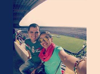 CompartoDepa MX - Yhair - 26 - Puebla