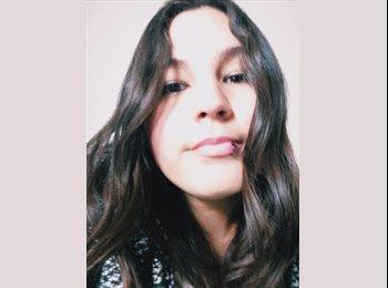 CompartoDepa MX - Sara Flores - 23 - Guadalajara