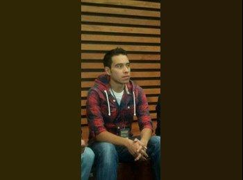 CompartoDepa MX - Jorge Arturo  - 24 - Morelia